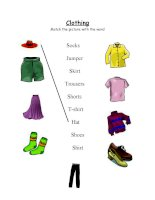 20885 clothing worksheet match and wordsearch