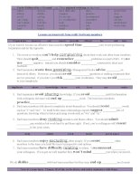 islcollective worksheets upperintermediate b2 advanced c1 proficient c2 adults business professional writing gerunds and 136857004554ff9107d95fb4 13368941