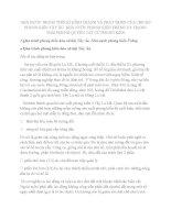 NHÀ NƯỚC TRONG THỜI KÌ HÌNH THÀNH VÀ PHÁT TRIỂN CỦA CHẾ ĐỘ PHONG KIẾN TÂY ÂU. NHÀ NƯỚC PHONG KIẾN FRĂNG VÀ TRẠNG THÁI PHONG QUYỀN CÁT CỨ PHONG KIẾN