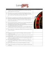 4321 london casino