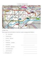 67746 london underground