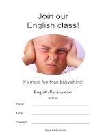 bài tập về class poster 1