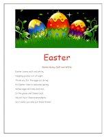 48420 easter bunny rhyme