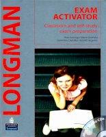 Longman exam activator SB