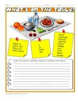 islcollective worksheets preintermediate a2 intermediate b1 adults elementary school high school writing there is   ther 94812123054c156961f3b57 31394598