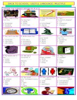 58990 back to school classroom vocabulary