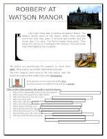 68787 robbery at watson manor