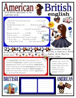10227 american british english set ii