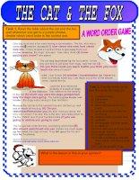 2bbe26a1535e307ba3c880f1754c7f72103 the cat and the fox fable