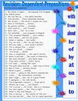 56044 revision dependent prepositions