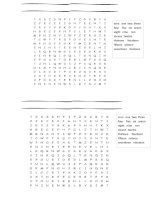 wordsearch numbers