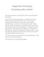 8672 preposition pictionary