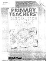 Junior english timesavers primary teachers resource book 1