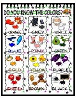 9211 do u know the colours