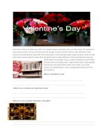 6552 valentines day  reading comprehension