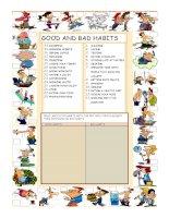 40856 good and bad habits
