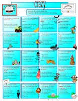 30248 idioms for crazy
