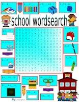 27580 school wordsearch