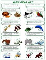 36907 describing animals