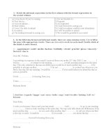 58636 formal and informal language letter email