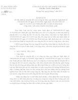 163KH UBND Vv định kỳ chuyển đổi vị trí công tác theo quy định tại Nghị định số 1582009NĐCP ngày 27102009, Nghị định 1502013NĐCP ngày 01112013 của Chính phủ đối với một số chức danh công chức, viên chức chuyên môn thuộc quận  KH163201601_signed