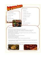 20327 hot cross buns recipe