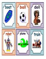 14880 toys flashcards
