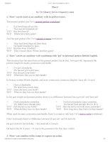 Vivs have worksheet for level 2