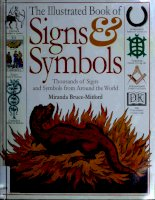 The illustrated book of signs and symbols 1000s of signs and symbols from around the world