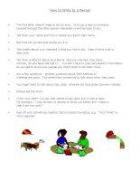 6591 how to write a penpal letter