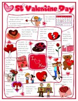 43356 st valentines day  board game