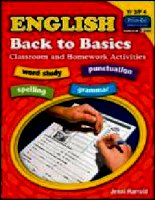 English   back to basics classroom and homework activities book c