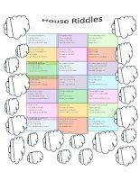 32069 house riddles