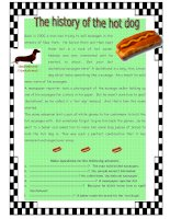 2919 the history of the hot dog
