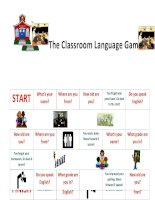 32774 classroom language game