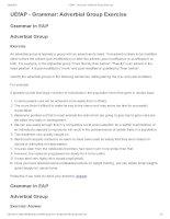 UEfAP   grammar  adverbial group exercise