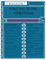 17398 first and second conditional