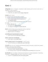 vocab english 3 grammar  35