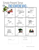 14099 simple present tense worksheet