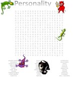 69386 personality  hidden message wordsearch