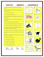 5139 facts about animals
