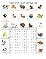 59095 farm animals  wordsearch