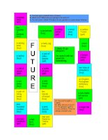 21701 futures board game will  going to