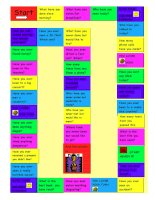 1207 present perfect game