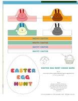 45270 easter egg hunt board game