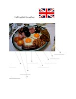 12487 different types of breakfast