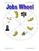 819 jobs wheel