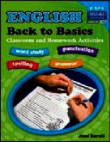English   back to basics classroom and homework activities book e
