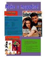 16787 make a magazine