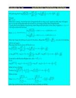 tư duy hàm trong giải phương trình, hệ phương trình nguyễn tiến chinh
